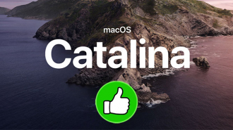 mac OS Catalina ready
