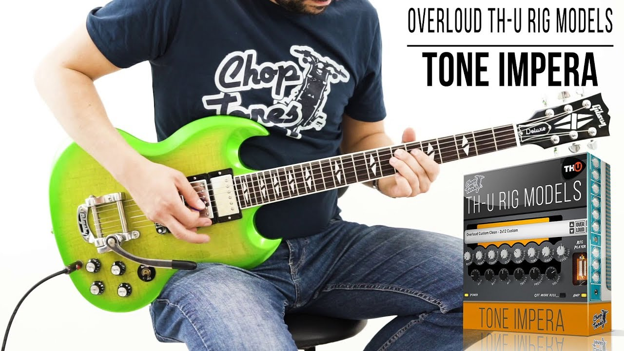 Embedded thumbnail for Choptones Tone Impera > Video gallery