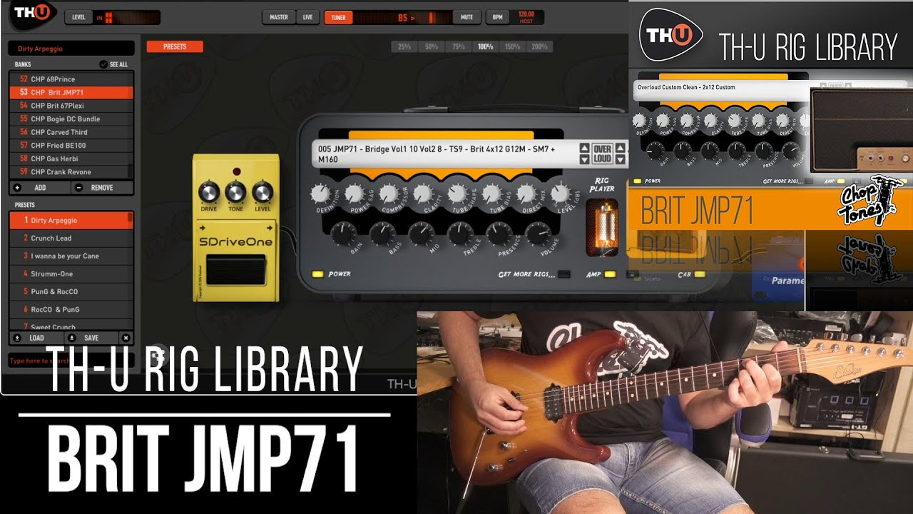 Embedded thumbnail for Choptones Brit J71 > Video gallery